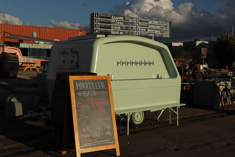 Denmark - Copenhagen - Street food