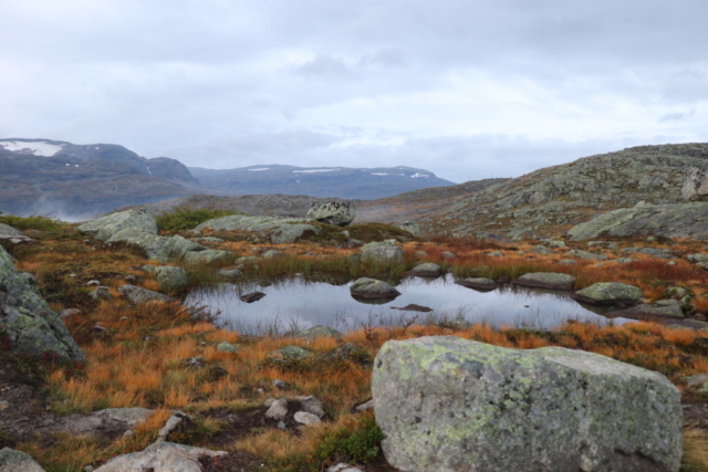 Norway - Trolltunga
