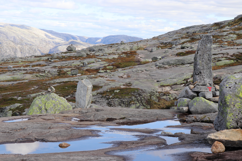 Norway - Kjerag