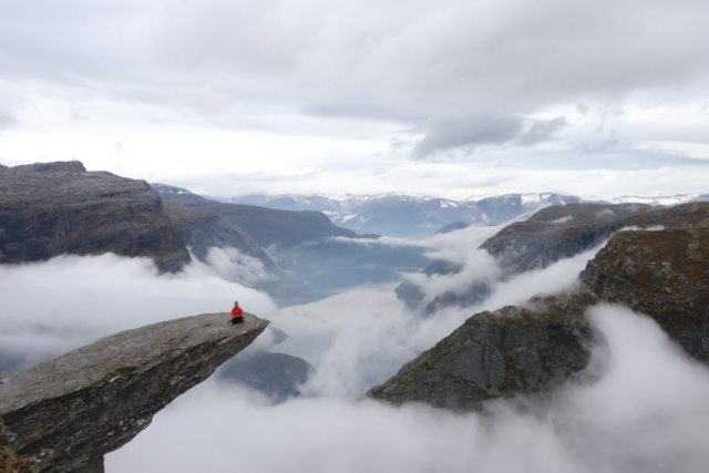 Norway - Trolltunga